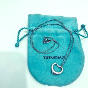 Genuine Tiffany & Co. Elsa Peretti Necklace